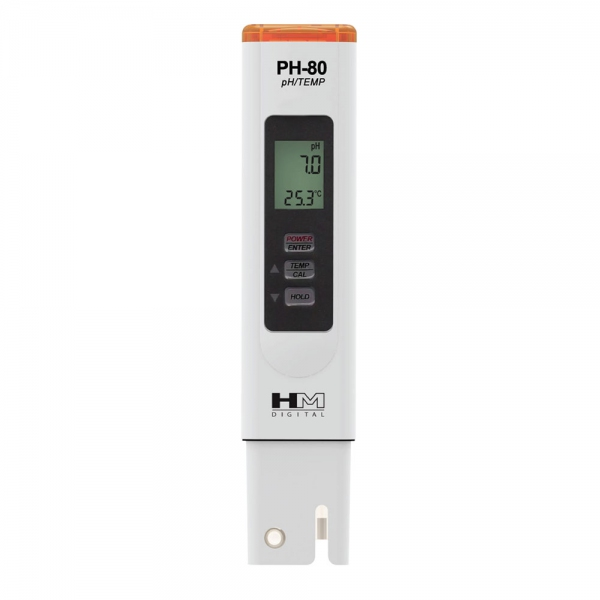 HM Digital PH-80 pH hydrotester Temperature meter