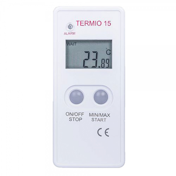 Termoprodukt Termio-15 Temperature IP65 Data Logger -30~+70°C (0.01°C)
