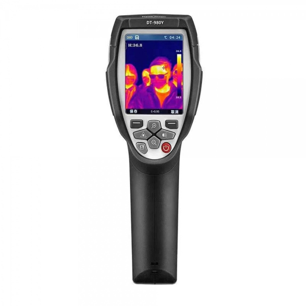 CEM DT-980Y High Performance Rapid Fever Screening Thermal Imager (80x80), -20~350°C