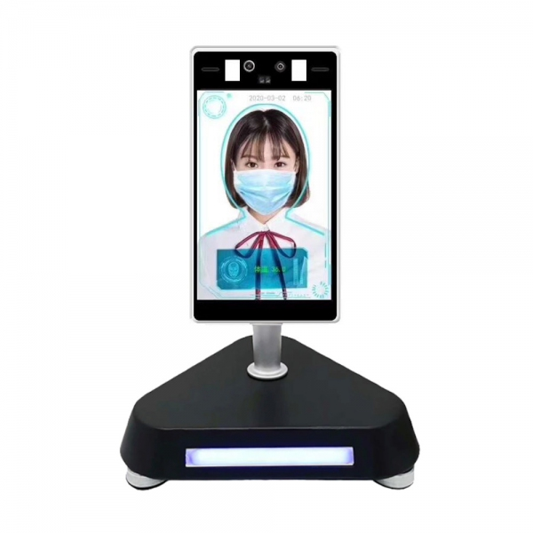 GMM Monthly Rental Service Desktop Facial Recognition and Body Temperature Detection