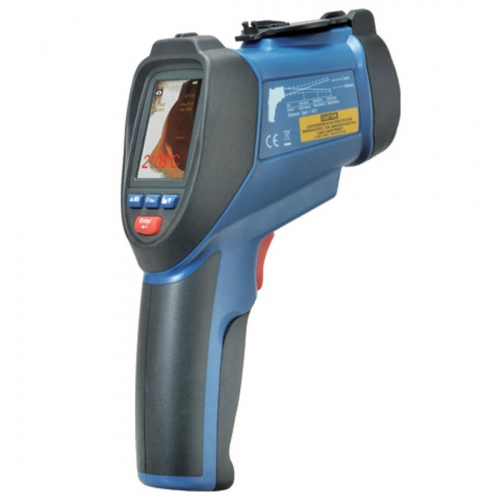 CEM DT-9860 Professional Infrared Video Thermometers, Camera & Data Logger, -50~1000ºC 50:1
