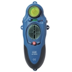CEM LA-1010 3-in-1 Stud/Metal/AC Voltage Finder w/ Laser Line Level