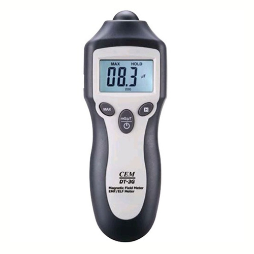 CEM DT-3G Magnetic Field Meter (30Hz to 300Hz)