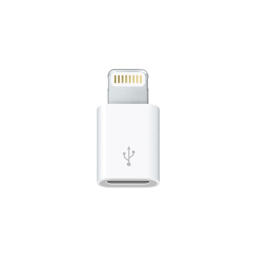 Micro-USB to 8-Pin Lightning Adapter