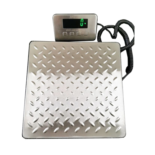 200kg/0.05kg Digital Lightweight Postal Scales with Super Thin Platform & Counting Function