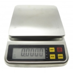 5000g/1g Furi Waterproof IP65 Digital Weighing Scale
