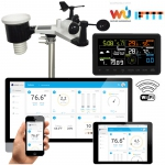 GMM-WH2900 Professional Wireless Weather Station WIFI Internet Monitoring