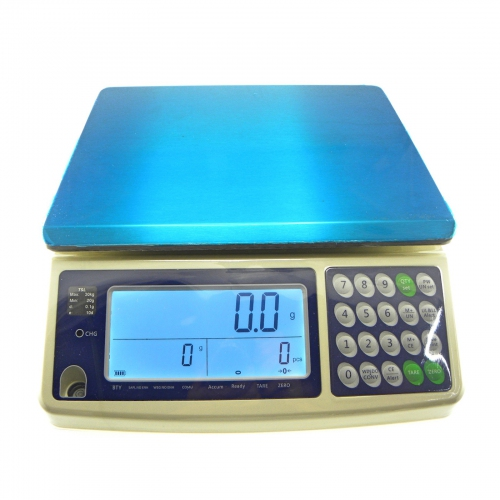 30kg/0.1g High Precision Counting Weighing Scale Balance with PC interface