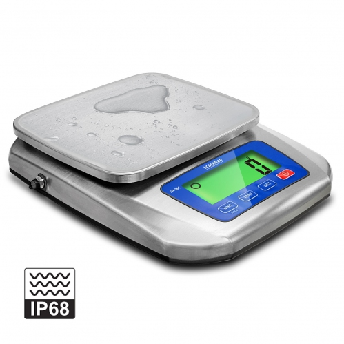 10kg/1g ScaleMan Professional YP-361B IP68 Waterproof Scale