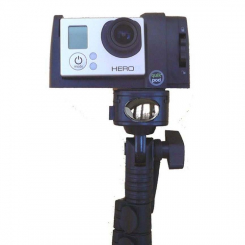 Quik Pod Mobile +/Naked Go Pro Holder