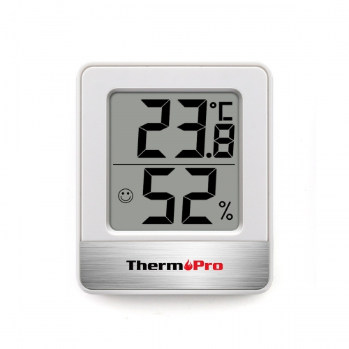 ThermoPro TP49  LCD Digital indoor Hygrometer Thermometer Humidity