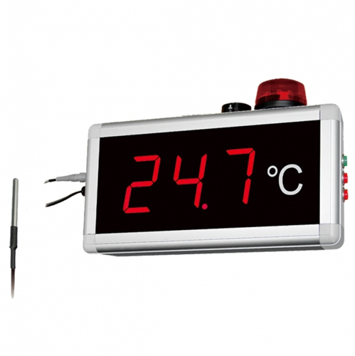 Huato HE230T Wall Mounted LED Temperature Monitor (350x176)