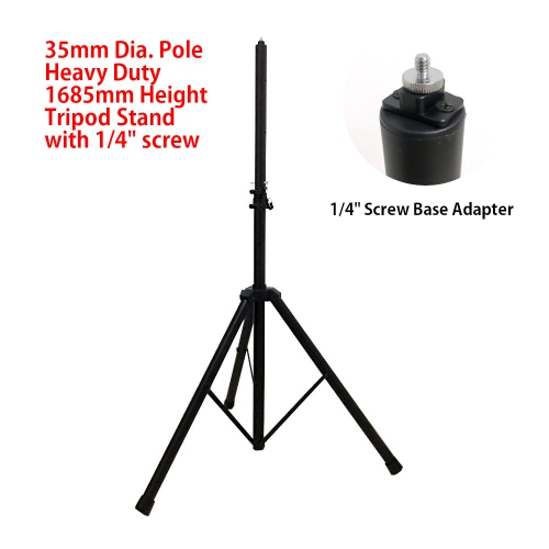 GMM 1685mm Height Heavy Duty Tripod Stand for Light, Camera, Device, Meter, Measuring Instrument