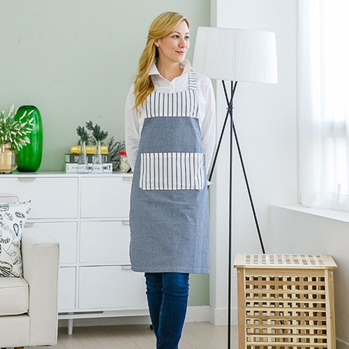 Shieldgreen EMF Shielding Modern Striped Apron (Front Shield)
