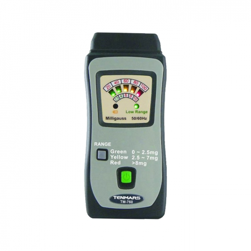 Tenmars TM-760, Mini Pocket EMF Gauss Meter