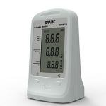 BRAMC AIR Quality Monitor PM2.5 and Inhalable Organic Compounds (VOCs)