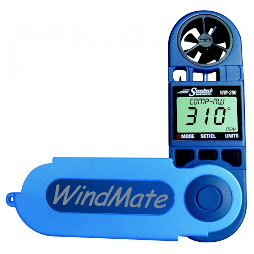 WM-200 WindMate with Wind Speed, Direction, Temperature & Windchill (28mm Vane)