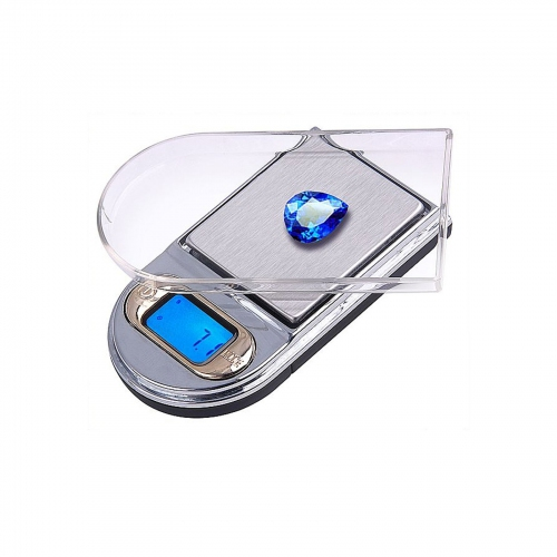"100g/0.01g Mini LITE ""Zippo Lighter"" Digital Scale"